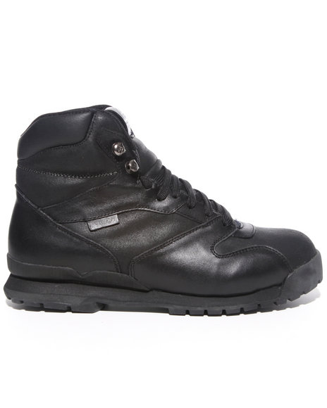 LRG Men Black Iroko Rugged Boots
