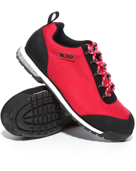 LRG Men Red Zelkova Boot Sport