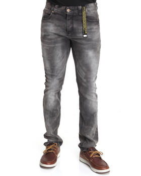 M.O.D. - Rock grey washed denim jeans