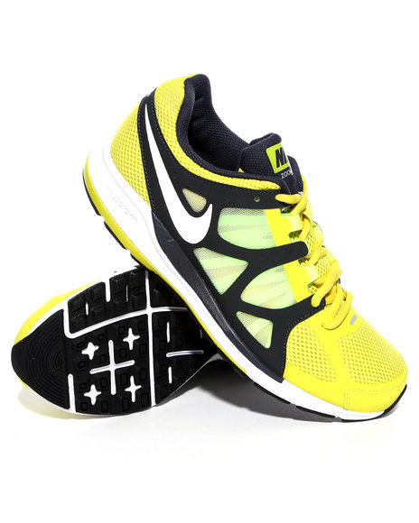 Nike Men Yellow,Lime Green Nike Zoom Elite + Sneakers