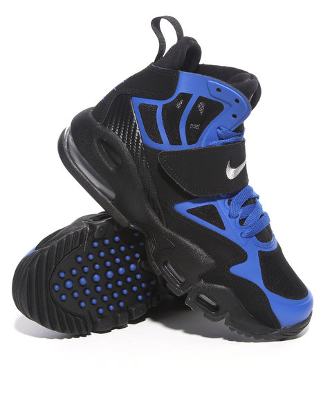 Nike Boys Blue Nike Air Max Express Sneakers (Grade-school Kids)