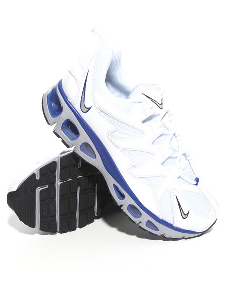 Nike Men White Air Max Tailwind 96 Sneakers