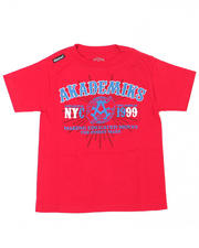 4-7x Little Boys - Justice Short Sleeve Tee (4-7)