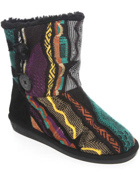 COOGI - MACKALL SHORT SWEATER BOOTS