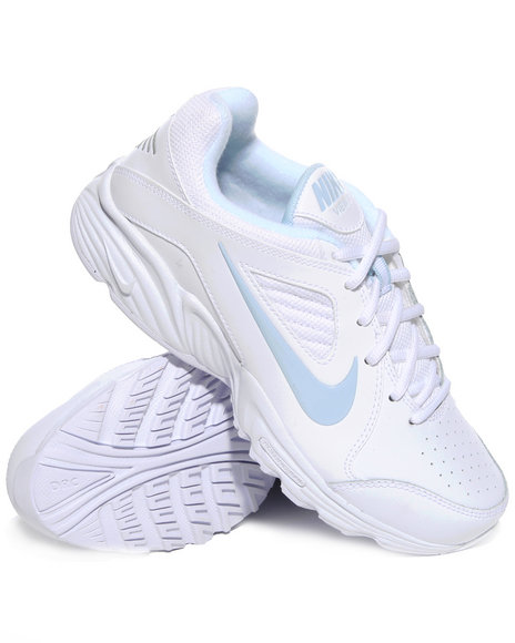 Nike Women White  View Iii Sneakers