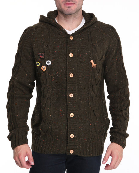 Akoo Men Gallant Sweater - Sweatshirts & Sweaters