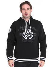 Hoodies & Track Jackets - Robinson Varsity Fleece Pullover