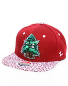Hats - Stanford University Cement print snapback hat (Drjays.com Exclusive)