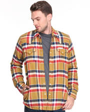 True Religion - Plaid Sherpa Jacket