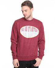 Play Cloths - Polygraph Soft Terry Crewneck Sweatshirt