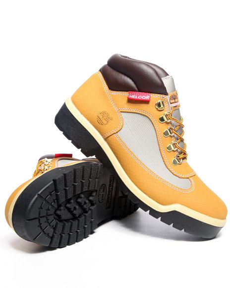 Timberland - Men Wheat Helcor Field Boots