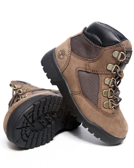 Timberland Boys Brown 6