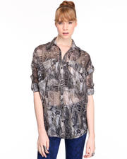 DJP OUTLET - Molly Snake Charmer Shirt