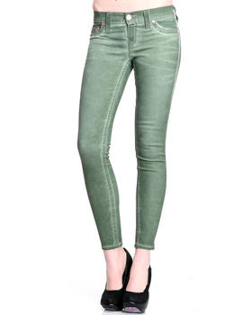 DJP OUTLET - Casey Dirty Wash Colored Skinny Legging