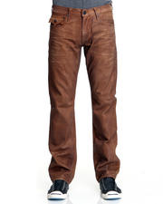 True Religion - Ricky Straight Coated Pant