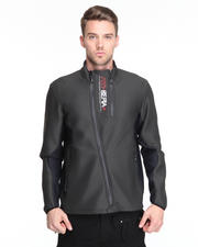 Psyberia - Reliance Asymetric Zip Performance Jacket