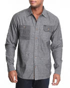 Parish - Talon Button-down