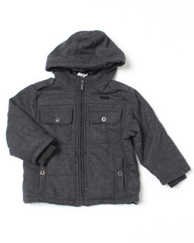 Mecca - Zero Point Hoodie Jacket (2T-4T)