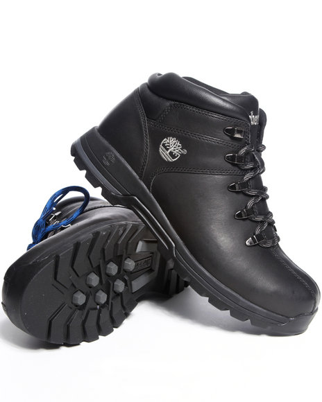 Timberland Men Black Skhigh Boots