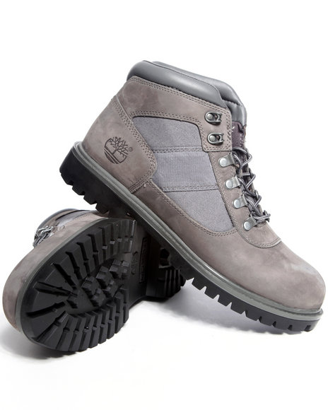 Timberland Men Grey Camp Fl Boots