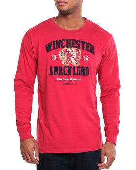 Winchester - Winchester Indian Head L/s Shirt