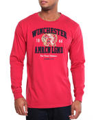 T-Shirts - Winchester Indian Head L/s Shirt