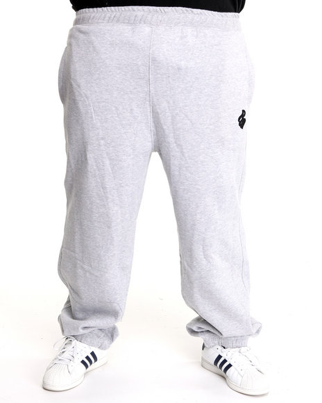 Rocawear Men Grey Streets Sweatpants (B&T)