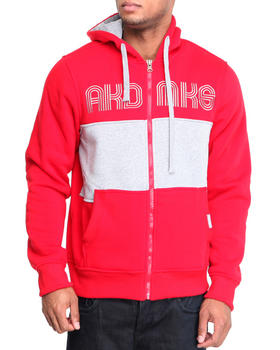 Akademiks - Coach full zip fleece Jacket