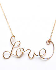 Gauge - Love Necklace