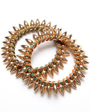 Accessories - Spike Bracelet Set