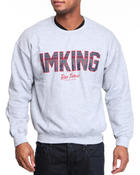 IMKING - Civilization Crewneck Pullover