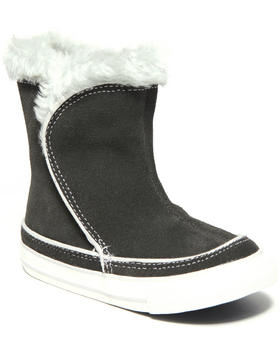 Converse - Chuck Taylor All Star Beverly Boot (5-10) w/ Faux-fur lining