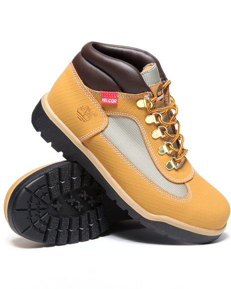 Timberland Boys Wheat Helcor Field Boots (3.5-7)