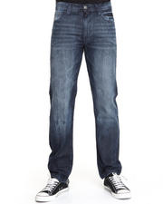 Classic Denim - Apollo Signature Embroidered Denim Jean