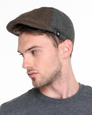 Block Headwear - Healey Ivy 6 Panel Check Cap