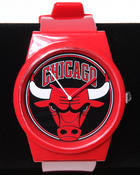 Flud Watches - Chicago Bulls Pantone NBA Flud watch