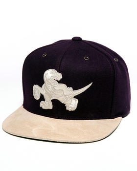 Mitchell & Ness - Toronto Raptors NBA Suede Strap Adjustable cap