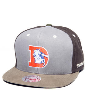 Mitchell & Ness - Denver Broncos NFL Throwback Clay Snapback cap