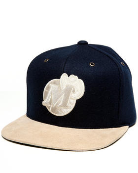 Mitchell & Ness - Dallas Mavericks NBA Suede Strap Adjustable cap