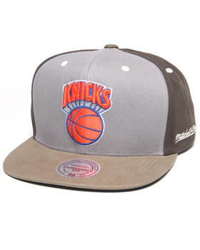 Mitchell & Ness - New York Knicks NBA Clay Snapback cap