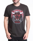 Junk Food - Chicago Bulls basketball logo tee