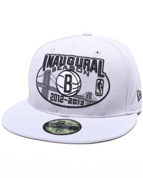 New Era - Brooklyn Nets Inaugural Season 5950 fitted hat
