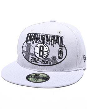 New Era - Brooklyn Nets Inaugural Season 5950 fitted hat