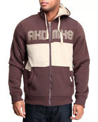 Men - Coach full zip fleece Jacket