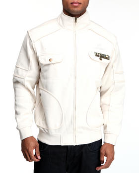 Akademiks - Private Ryan Military fleece jacket