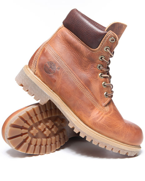 Timberland - Men Tan Timberland 6