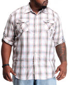 Men - Fly Fisher button down shirt (B&T)