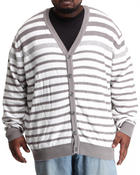 Cardigans - Striped Cardigan (B&T)