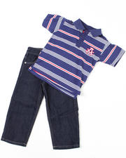 Boys - 2-piece Abner Polo Set (4-7)