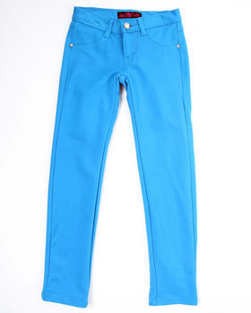 La Galleria - Embellished Pocket Moleton Pants (7-16)